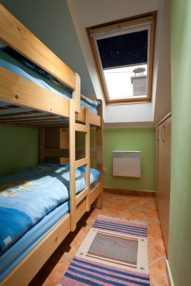 Soba za otroke apartmajev Meglic